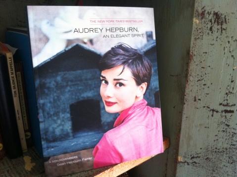 Audrey Hepburn, an elegant spirit